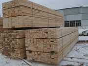 Производство,  продажа недорого обрезной доски еловой,  сосновой